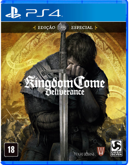 Kingdom Come Deliverance - Ps4 (Seminovo)
