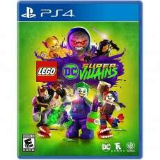 Lego: DC Super Villains - Ps4