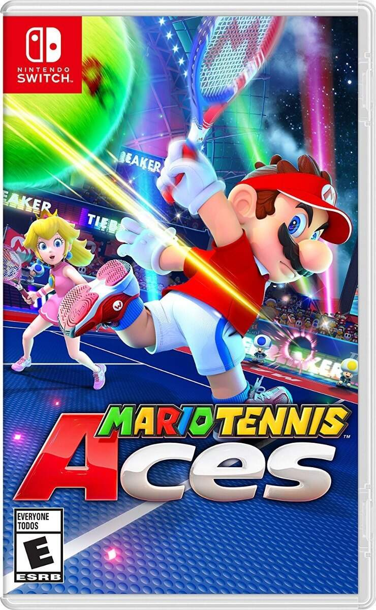 Mario Tennis Aces - Nintendo Switch (Seminovo)