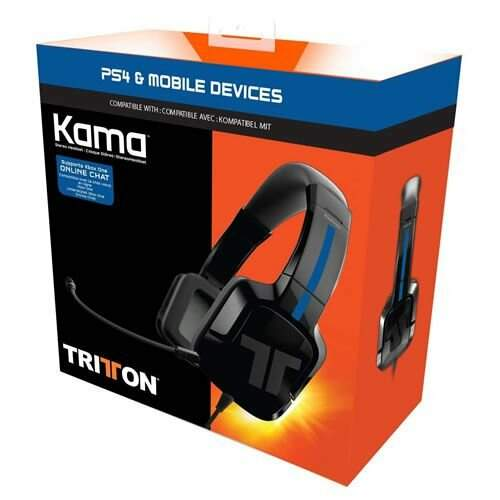 Headset Kunai Tritton - Ps4
