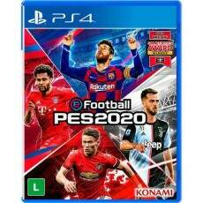PES 2020: Pro Evolution Soccer - Ps4