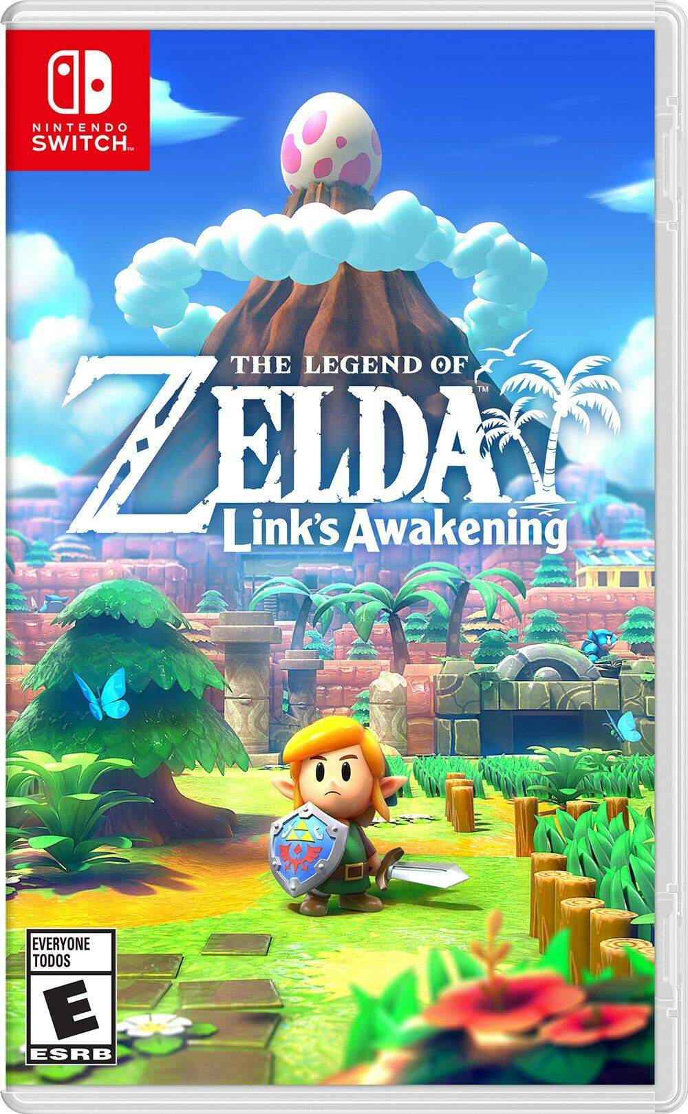 The Legend of Zelda: Links Awakening - Nintendo Switch