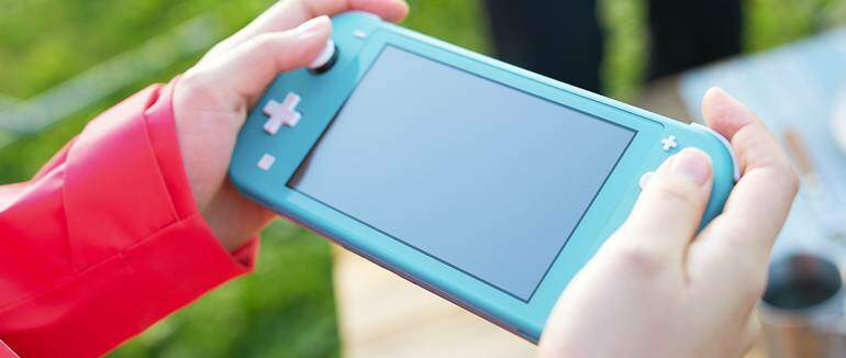 Nintendo Switch Lite Turquesa