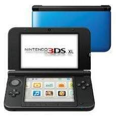 Nintendo 3Ds XL - Azul