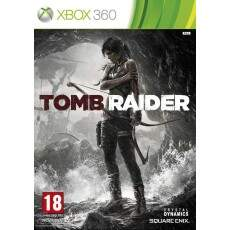 Tomb Raider - Xbox 360 (Seminovo)