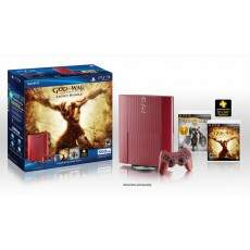Playstation 3 500Gb God Of War Ascension Legacy Bundle