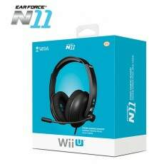 Headset Turtle Beach Ear Force N11 (Preto) - Wii U