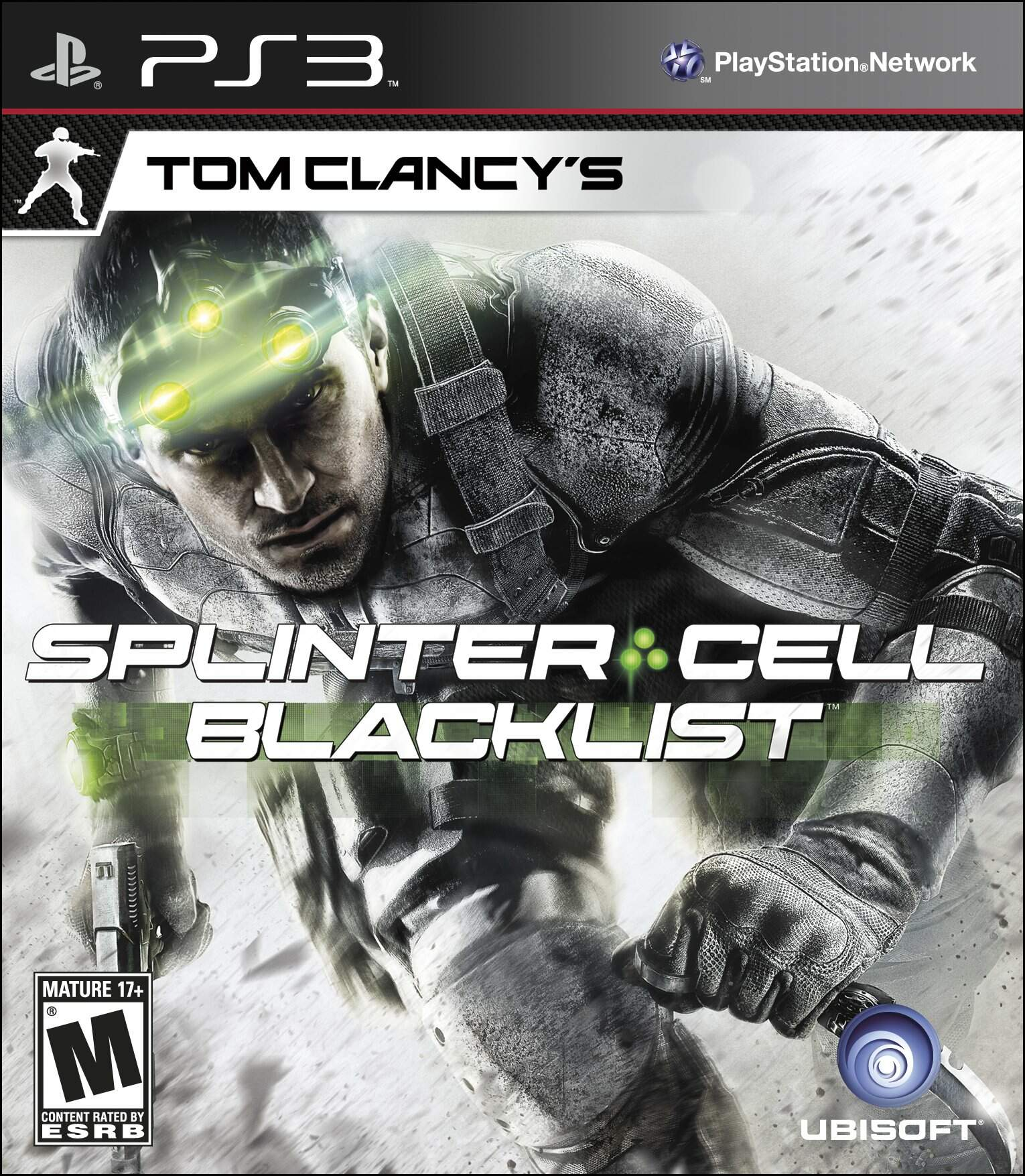 Tom Clancy\\\'s Splinter Cell: Blacklist - Ps3