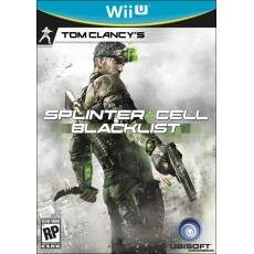 Tom Clancy\'s Splinter Cell: Blacklist - Wii U