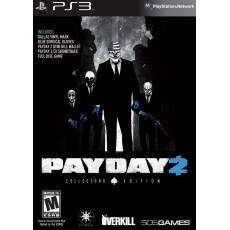 Payday 2 - Collectors Edition - Ps3