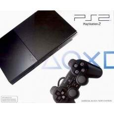Playstation 2 Slim (Matrix)