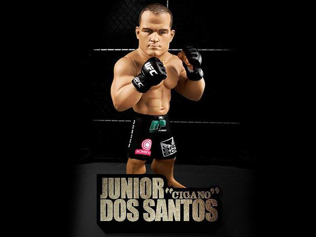 Boneco Ufc Ultimate Collector - Junior dos Santos (Cigano)