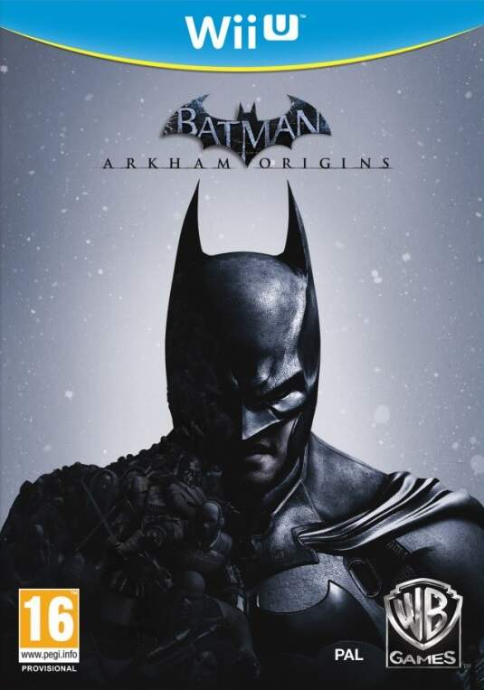Batman: Arkham Origins - Wii U (Seminovo)