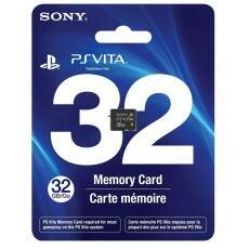 Ps Vita WiFi + Memory Card 32Gb