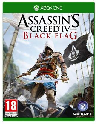 Assassins Creed IV: Black Flag - Xbox One