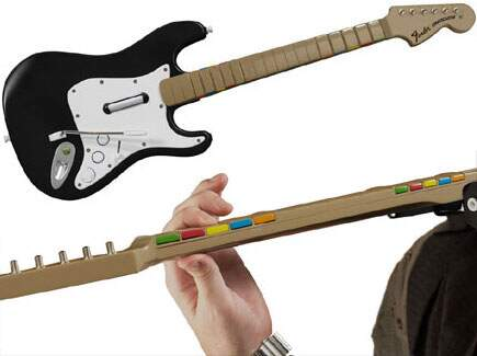 Guitarra Fender Rock Band Original - Xbox 360