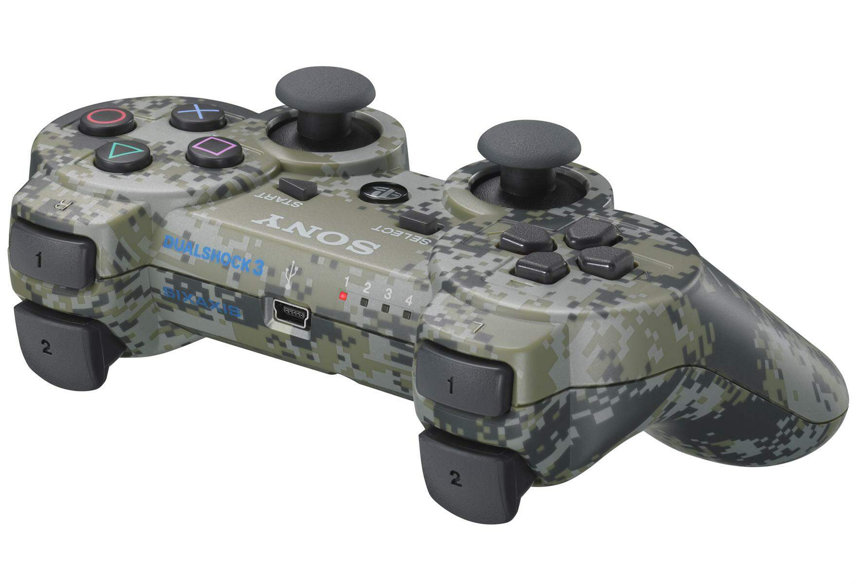 Controle Ps3 - (Dualshock 3) Camouflage