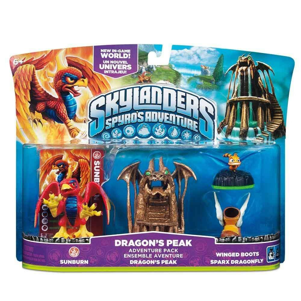 Skylanders Giants Dragon's Peak