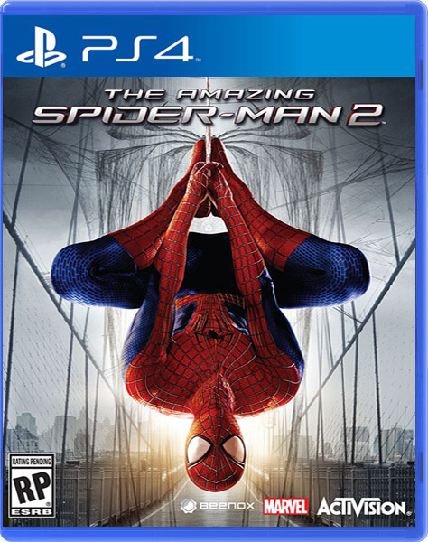 The Amazing Spider-Man 2 - Ps4
