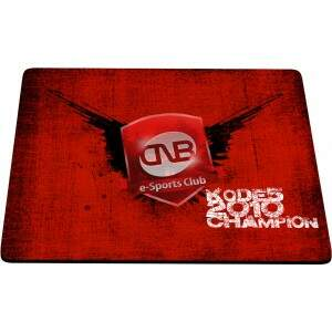 MousePad CNB KODE5 Red Limited Edition - Médio