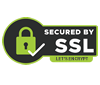 Secured by SSL Let's Encrypt
