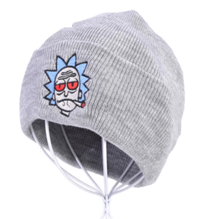Gorro Touca Rick Morty
