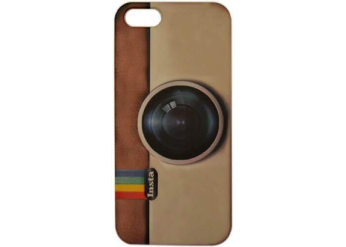 Capa para iPhone 5 Insta Instagram