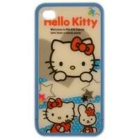 Capa para iPhone 4/4S Hello Kitty Desmontável