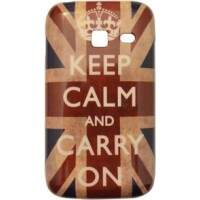Capa para Samsung Galaxy Y Duos Keep Calm