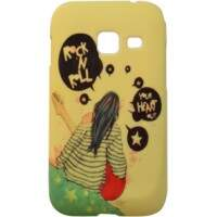 Capa para Samsung Galaxy Ace Duos Rock and Roll