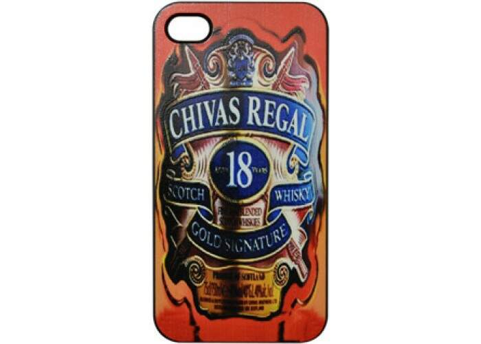 Capinha para iPhone 4/4S Chivas Whiskey