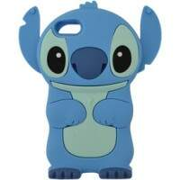 Capinha Stitch Silicone 3D para iPod Touch 5