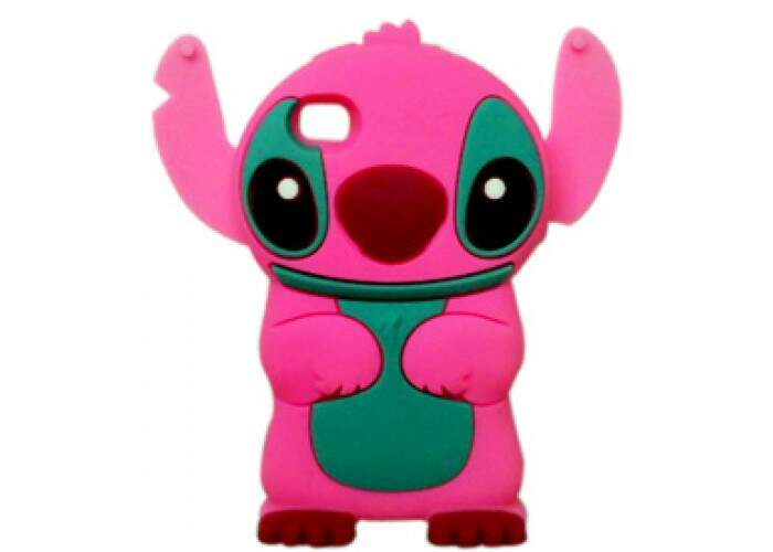 Capinha Stitch 3D Disney para iPhone 4/4S