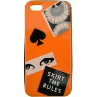 Capa para iPhone 5 Skirt the Rules