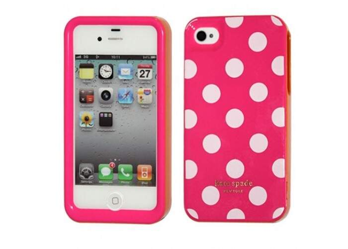 Capa para iPhone 4/4S Kate Spade New York