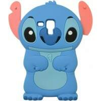Capa Stitch 3D Silicone para Samsung Galaxy S Duos