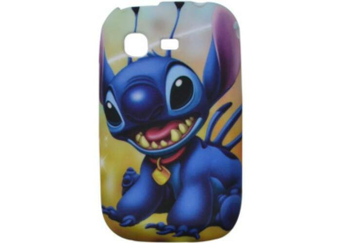 Capa para Samsung Galaxy Pocket Stitch Silicone