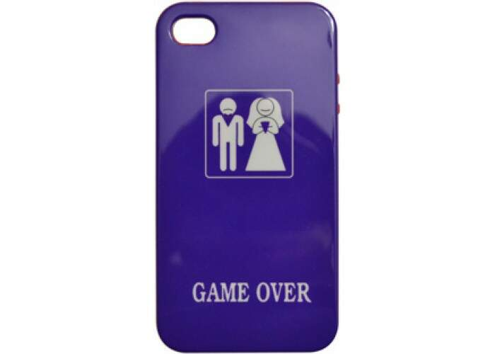 Capa para iPhone 4/4S Game Over