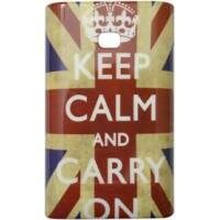 Capa para LG Optimus L3 Keep Calm