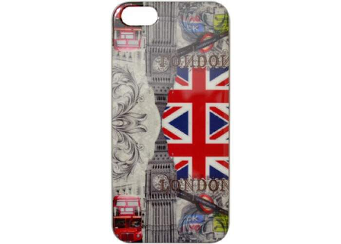 Capa para iPhone 5 London Big Ben