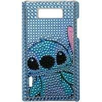 Capa para LG Optimus L7 Stitch Strass