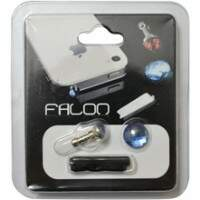 Kit Plug e Button Sitcker para iPhone 4/4S