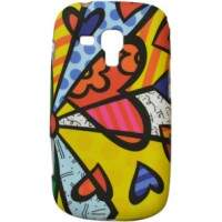 Capa para Samsung Galaxy S Duos Romero Britto A New Day