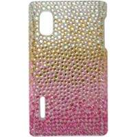 Capa para LG Optimus L5 Degradê Strass