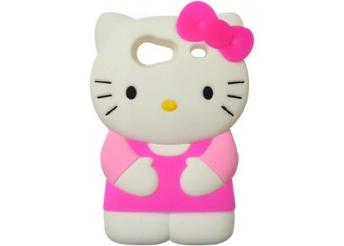 Capa para Samsung Galaxy S2 Lite Hello Kitty 3D
