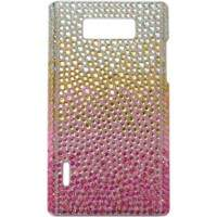 Capa para LG Optimus L7 Strass Degradê