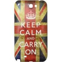 Capa para Samsung Galaxy Note 2 Keep Calm
