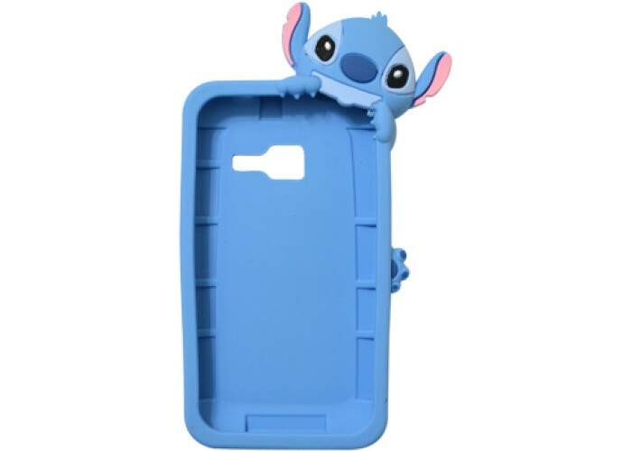 Capa Stitch Lateral para Samsung Galaxy Ace Duos