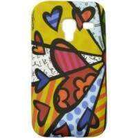 Capa para Samsung Galaxy Ace 2 Romero Britto A New Day
