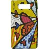 Capa Romero Britto A New Day para LG Optimus L7